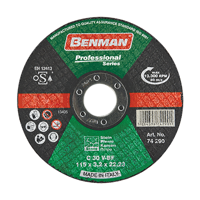 PROFESSIONAL SERIES CUTTING DISC - MARBLE