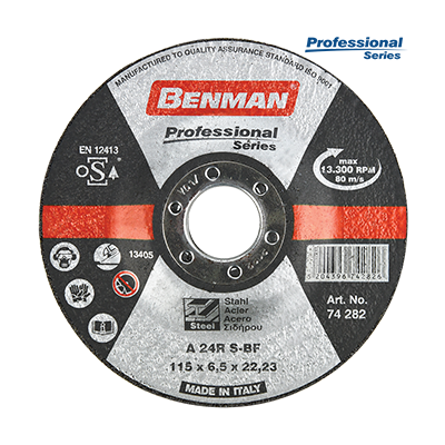 PROFESSIONAL SERIES GRINDING DISC