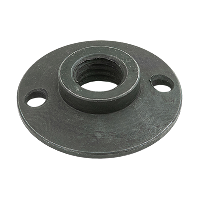 CURVED STEEL RING NUT