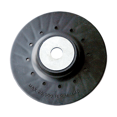 PLASTIC BACKING PAD Μ14 WITHOUT SCREW