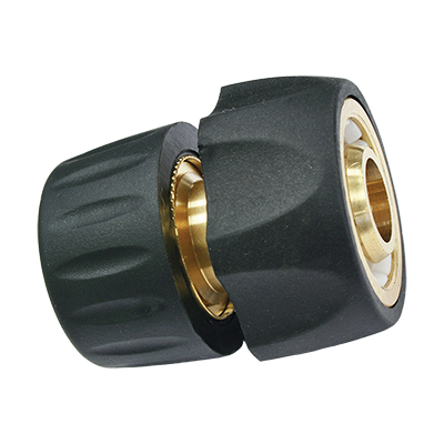 """BRASS QUICK HOSE END CONNECTOR 3/4"""""""