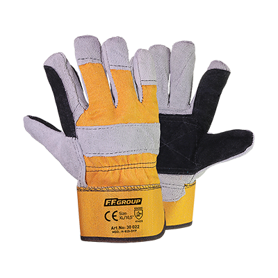REINFORCED LEATHER CLOTH GLOVES