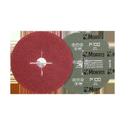 FIBRE DISC RED 115MM