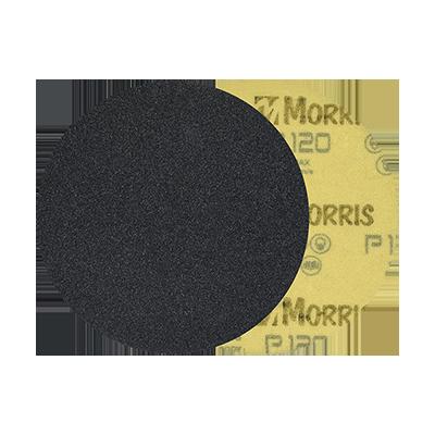 VELCRO DISC BLACK 115MM