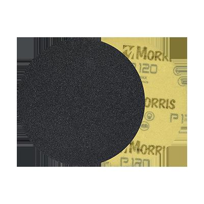 VELCRO DISC BLACK 125MM