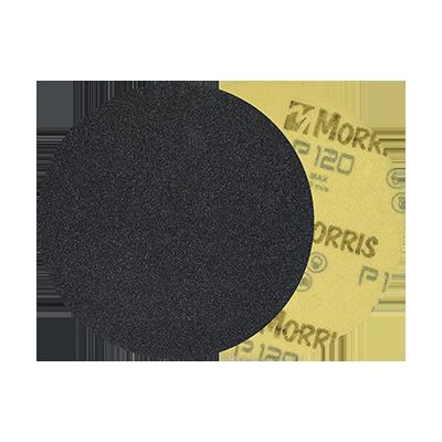 VELCRO DISC BLACK 150MM