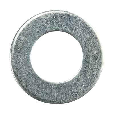 GALVANIZED WASHERS CR 3+ DIN 125A THIN