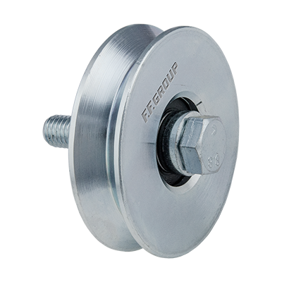 WHEELS WITH SCREW
