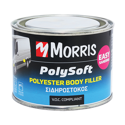 2 COMPONENTS POLYESTER FILLER