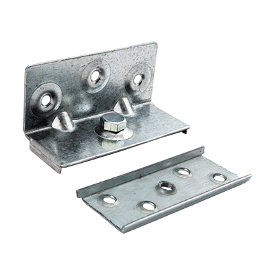 BED CONNECTOR GALVANIZED