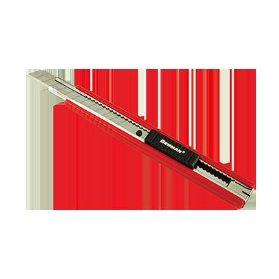 UTILITY KNIFE 9MM 2+1 BLADES