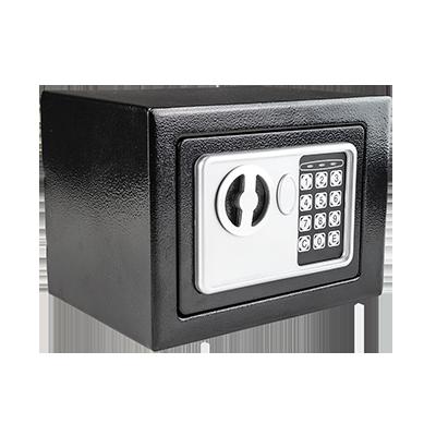 SAFETY BOX MINI BLACK
