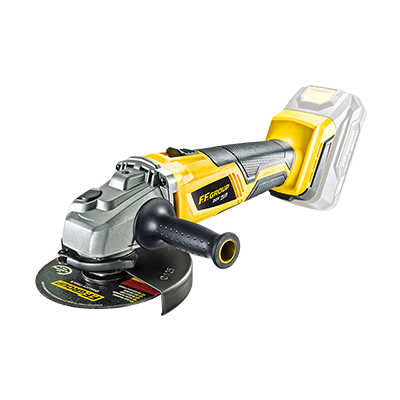 CAG/125-BL 20V PLUS CORDLESS ANGLE GRINDER (SOLO)