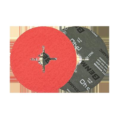 FIBER DISC CERAMIC 125MM
