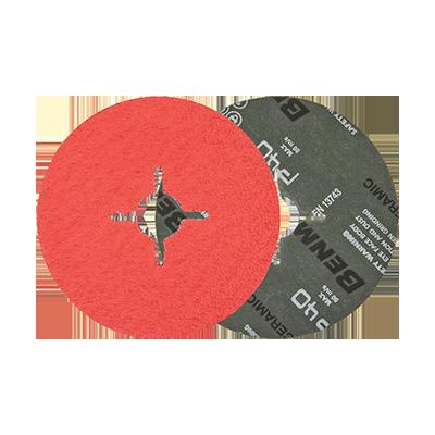 FIBER DISC CERAMIC 150MM