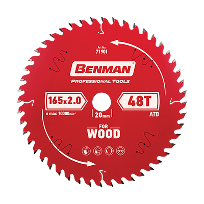 CIRCULAR SAW BLADE  FOR CONSTRUCT WOOD