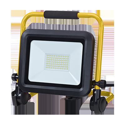 LED FLOODLIGHT WITH BASE
