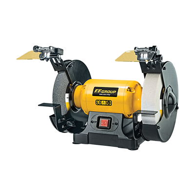 DBG 200 PRO DOUBLE WHEELED BENCH GRINDER
