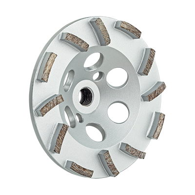 GRINDING DISC FOR  HARD CONCRETE